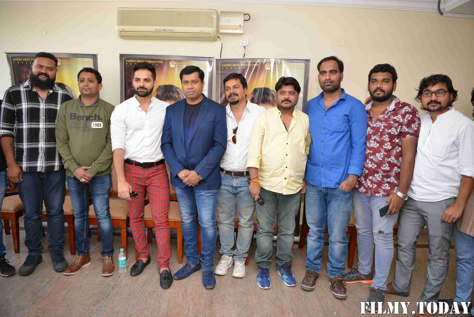 Raju James Bond Kannada Film Press Meet Photos   Picture 1714126