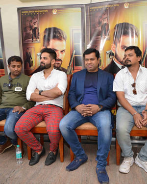 Raju James Bond Kannada Film Press Meet Photos | Picture 1714118