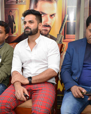 Raju James Bond Kannada Film Press Meet Photos | Picture 1714119