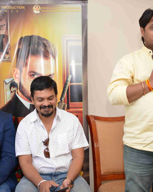 Raju James Bond Kannada Film Press Meet Photos | Picture 1714120