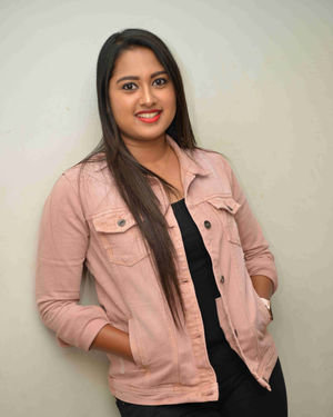 Chirashree Anchan - Kaliveera Kannada Film Press Meet Photos