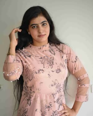 Harshitha - Naanonthara Movie Press Meet Photos | Picture 1724853