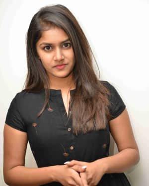Sanjana Anand - Kushka Kannada Film Press Meet Photos