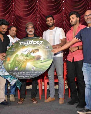 Prarambha - Prarambha Film Audio Release Photos