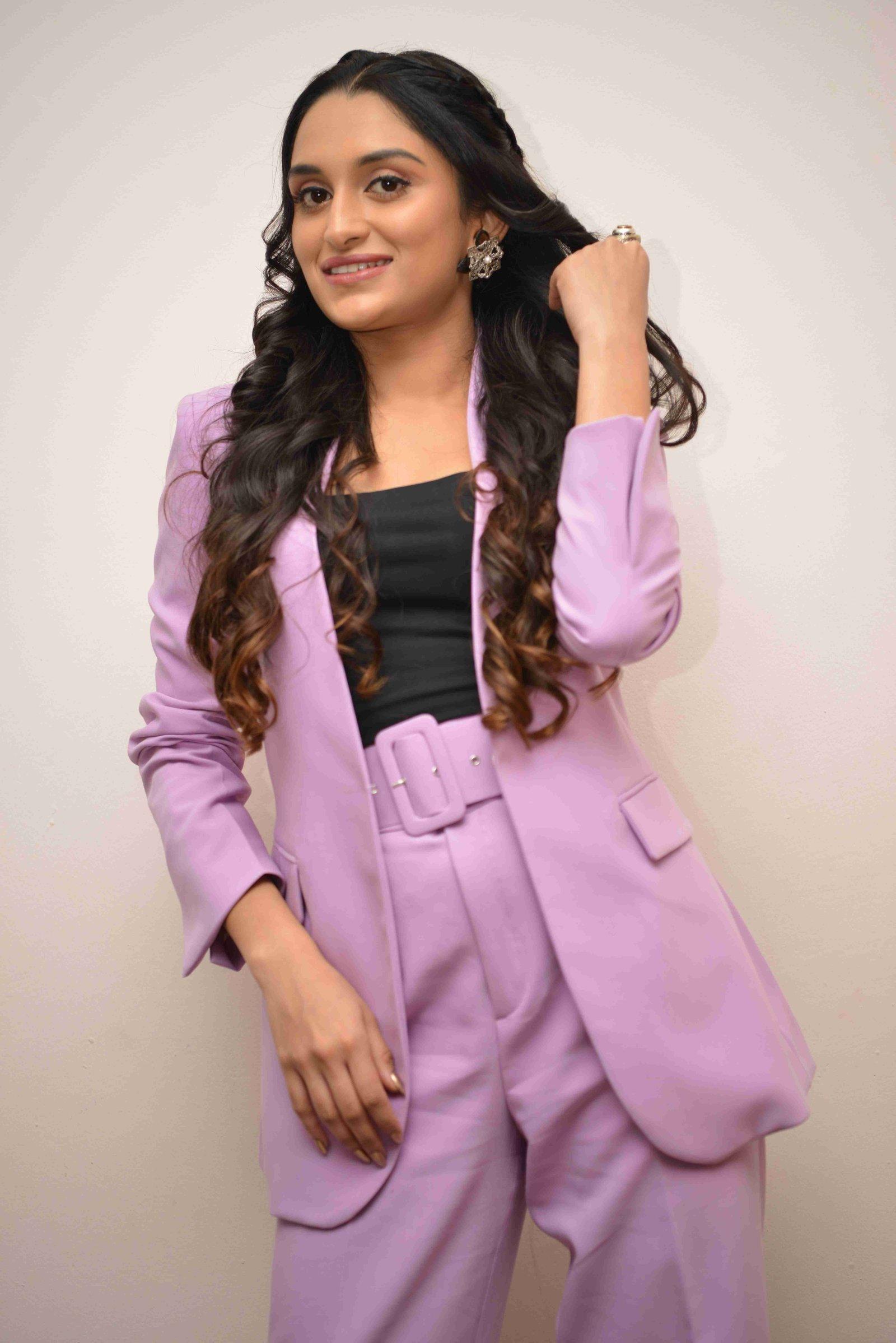 Dhanya Ramkumar At Ninna Sanihake Press Meet Photos | Picture 1726709