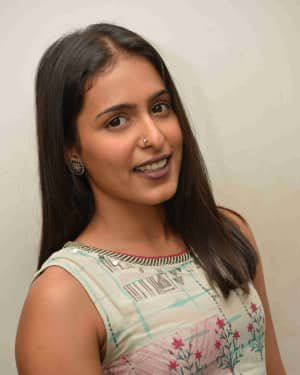 Samyuktha Hegde At Thurthu Nirgamana Press Meet Photos | Picture 1726719