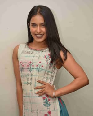Samyuktha Hegde At Thurthu Nirgamana Press Meet Photos | Picture 1726716