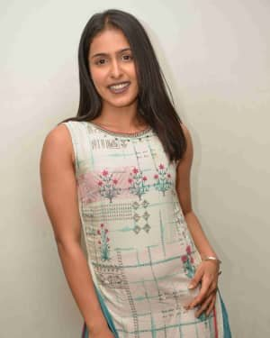 Samyuktha Hegde At Thurthu Nirgamana Press Meet Photos | Picture 1726717