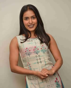 Samyuktha Hegde At Thurthu Nirgamana Press Meet Photos | Picture 1726718