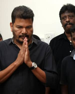 Photos: Celebs Pays Last Respect To Director Mahendran | Picture 1640801