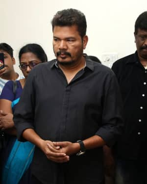 Photos: Celebs Pays Last Respect To Director Mahendran | Picture 1640802