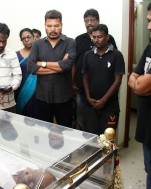 Photos: Celebs Pays Last Respect To Director Mahendran | Picture 1640800