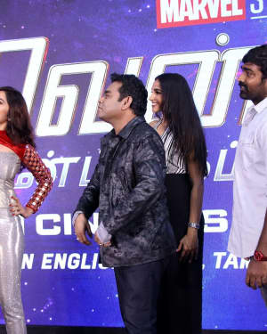 Avengers End Game Tamil Version Press Meet Photos