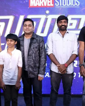Avengers End Game Tamil Version Press Meet Photos | Picture 1641738