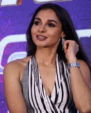Andrea Jeremiah - Avengers End Game Tamil Version Press Meet Photos