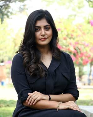 Manjima Mohan - Thevarattam Movie Press Meet Photos   Picture 1643509