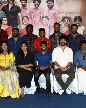 Thevarattam Movie Press Meet Photos