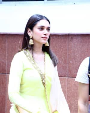 Aditi Rao Hydari - Tughlaq Darbar Movie Pooja Photos | Picture 1671888