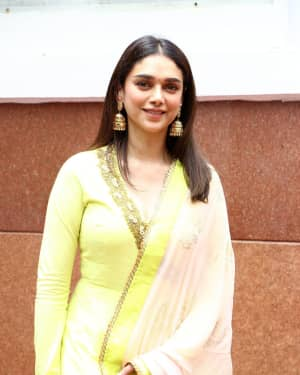 Aditi Rao Hydari - Tughlaq Darbar Movie Pooja Photos | Picture 1671892