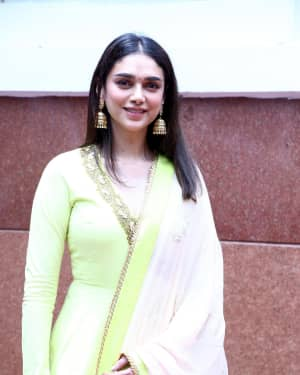 Aditi Rao Hydari - Tughlaq Darbar Movie Pooja Photos | Picture 1671890