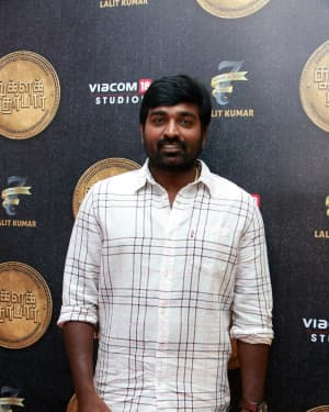 Vijay Sethupathi - Tughlaq Darbar Movie Pooja Photos | Picture 1671903