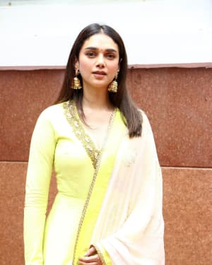 Aditi Rao Hydari - Tughlaq Darbar Movie Pooja Photos | Picture 1671891