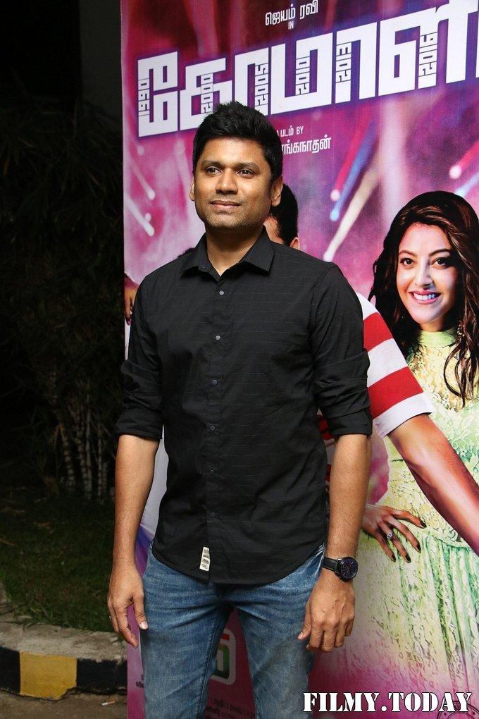 Comali Tamil Movie Press Meet Photos | Picture 1671960