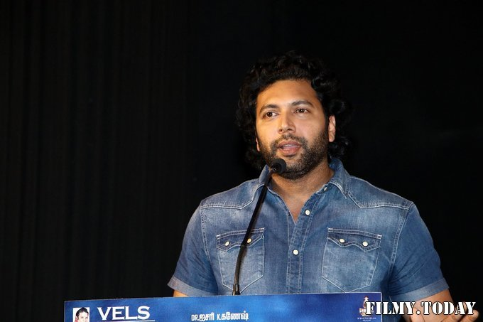 Jayam Ravi - Comali Tamil Movie Press Meet Photos   Picture 1672035