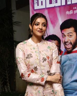 Kajal Aggarwal - Comali Tamil Movie Press Meet Photos | Picture 1671967