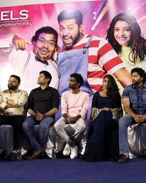 Comali Tamil Movie Press Meet Photos | Picture 1671997