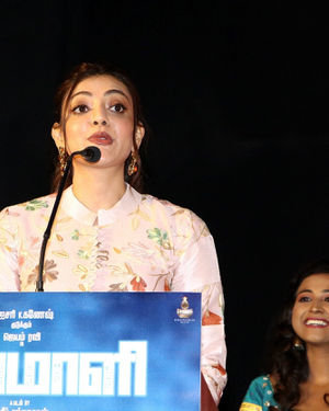 Kajal Aggarwal - Comali Tamil Movie Press Meet Photos | Picture 1672031