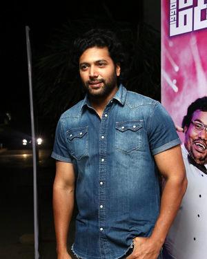 Jayam Ravi - Comali Tamil Movie Press Meet Photos