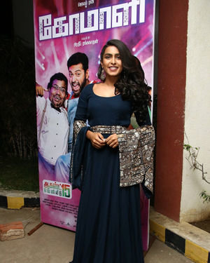 Samyuktha Hegde - Comali Tamil Movie Press Meet Photos | Picture 1671956