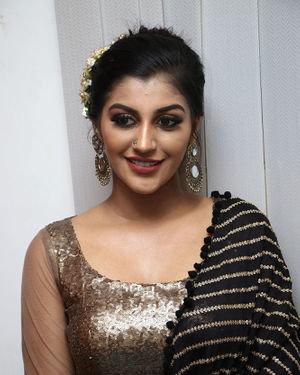 Yaashika Aanand - Zombie Tamil Movie Audio Launch Photos