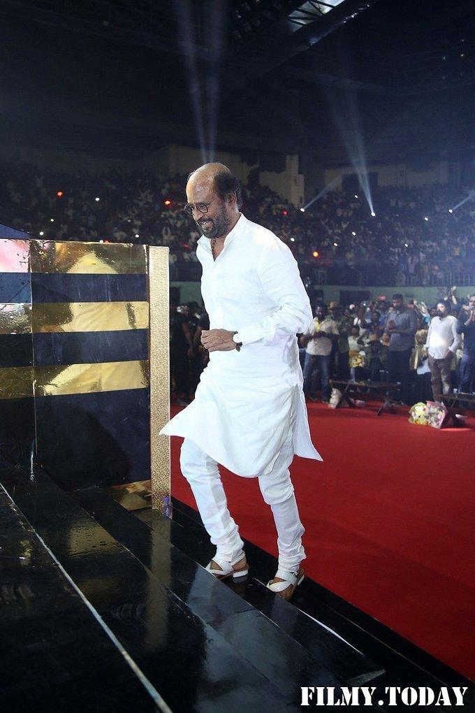 Rajinikanth - Dharbar Movie Audio Launch Photos | Picture 1706094