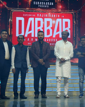 Dharbar Movie Audio Launch Photos | Picture 1706107