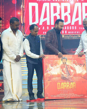 Dharbar Movie Audio Launch Photos | Picture 1706112
