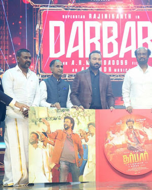 Dharbar Movie Audio Launch Photos | Picture 1706116