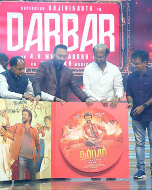 Dharbar Movie Audio Launch Photos | Picture 1706113