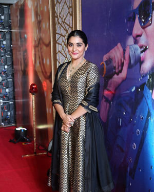 Niveda Thomas - Dharbar Movie Audio Launch Photos