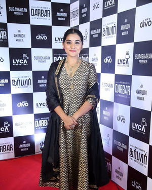 Nivetha Thomas - Dharbar Movie Audio Launch Photos | Picture 1705954