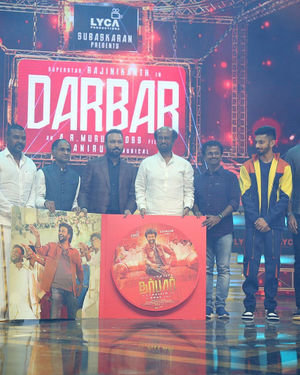 Dharbar Movie Audio Launch Photos | Picture 1706121