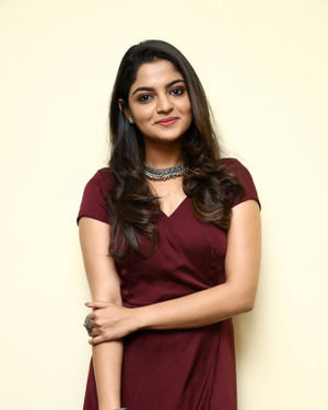 Nikhila Vimal At Thambi Movie Promotions Photos   Picture 1706449