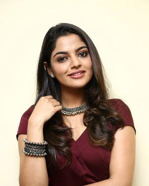 Nikhila Vimal At Thambi Movie Promotions Photos   Picture 1706454