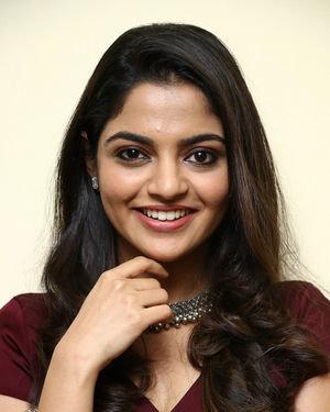 Nikhila Vimal At Thambi Movie Promotions Photos