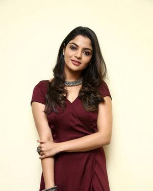 Nikhila Vimal At Thambi Movie Promotions Photos   Picture 1706451