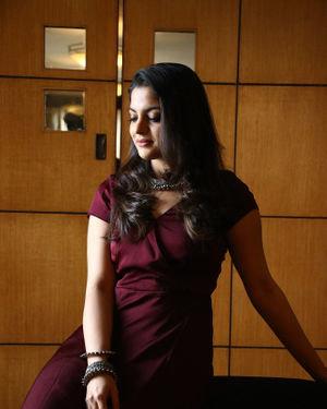 Nikhila Vimal At Thambi Movie Promotions Photos   Picture 1706441