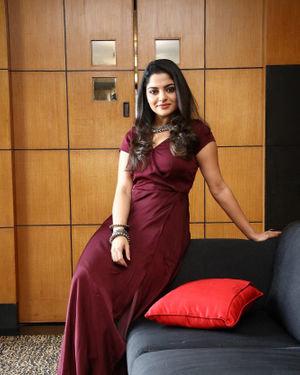 Nikhila Vimal At Thambi Movie Promotions Photos   Picture 1706445