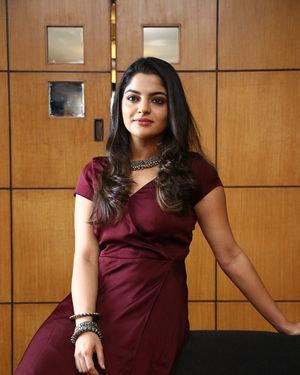 Nikhila Vimal At Thambi Movie Promotions Photos   Picture 1706443
