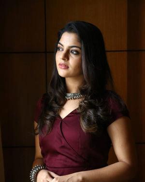 Nikhila Vimal At Thambi Movie Promotions Photos   Picture 1706438